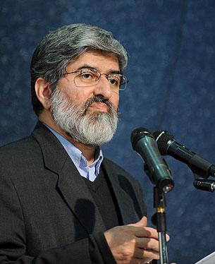 علی مطهری و وزیر اطلاعات
