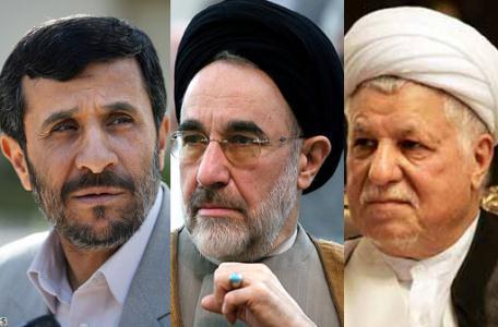 تفاوت روزهای پایانی دولت احمدی نژاد با خاتمی و هاشمی